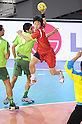 Makoto Suematsu (JPN), OCTOBER 31, 2011 - Handball : Makoto Suematsu of Japan plays during the Asian Men's Qualification for the London 2012 Olympic Games semifinal match between Japan 22-21 Saudi Arabia in Seoul, South Korea.  (Photo by Takahisa Hirano/AFLO)