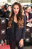 Megan McKenna at the TRIC Awards 2017 at the Grosvenor House Hotel, Mayfair, London, UK. <br /> 14 March  2017<br /> Picture: Steve Vas/Featureflash/SilverHub 0208 004 5359 sales@silverhubmedia.com
