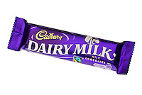 Bar of Cadbury Dairy Milk Chocolate - 2011
