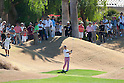 Ryo Ishikawa (JPN),.JANUARY 19, 2013 - Golf :.Ryo Ishikawa of Japan hits the second shot at the 9th hole during the third round of the Humana Challenge at the Jack Nicklaus Private Course at PGA West in La Quinta, California, United States. (Photo by Thomas Anderson/AFLO) (JAPANESE NEWSPAPER OUT)