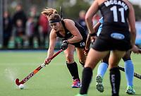 Grace O'Hanlon during the international hockey match between the Blacksticks Women and India, Rosa Birch Park, Pukekohe, New Zealand. Sunday 14  May 2017. Photo:Simon Watts / www.bwmedia.co.nz
