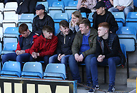 Fleetwood Town fans<br /> <br /> Photographer Rob Newell/CameraSport<br /> <br /> The EFL Sky Bet League One - Gillingham v Fleetwood Town - Saturday 22nd April 2017 - MEMS Priestfield Stadium - Gillingham<br /> <br /> World Copyright &not;&copy; 2017 CameraSport. All rights reserved. 43 Linden Ave. Countesthorpe. Leicester. England. LE8 5PG - Tel: +44 (0) 116 277 4147 - admin@camerasport.com - www.camerasport.com