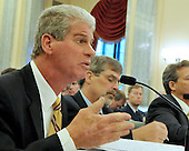 Washington, D.C. - May 5, 2009 -- Philip J. Shapiro, President and Chief Executive Officer, Liberty Maritime Corporation, testifies during the United States Senate Committee on Commerce, Science, and Transportation conducts a subcommittee hearing on Piracy on the High Seas: Protecting our Ships, Crews, and Passengers in Washington, D.C. on Tuesday, May 5, 2009. .Credit: Ron Sachs / CNP.(RESTRICTION: NO New York or New Jersey Newspapers or newspapers within a 75 mile radius of New York City)
