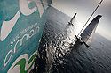 8th October  2010. Almeria. Spain..Pictures of the Oman Sail Masirah and The Wave Muscat  EX40's in action during the press day