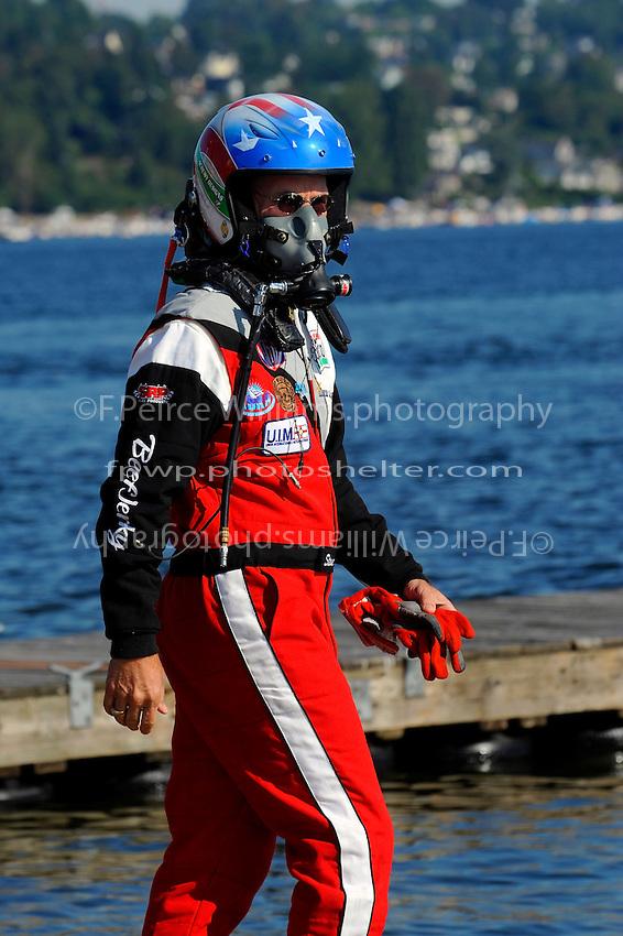 "Steve David, U-1 ""Oh Boy! Oberto""..1-2 August, 2009 Seattle, Washington USA..©2009 F.Peirce Williams USA.."