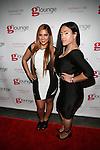 Gigi Lopez and Edith Santiago ATTEND OXYGEN'S BAD GIRLS CLUB MIAMI SEASON FINALE RED CARPET EVENT