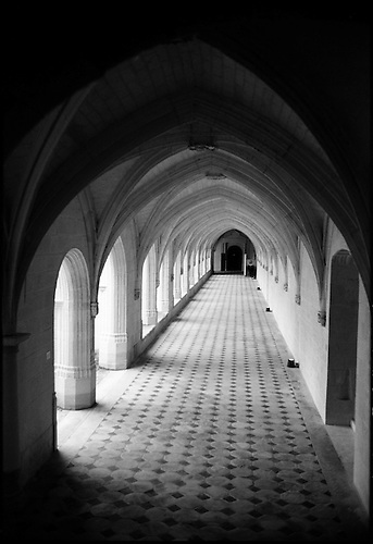The Abbey of Fontevraud by Paul Cooklin | All Rights Reserved