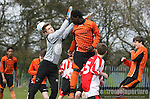 AFC Kempston Colts U14 Tigers v AFC Luton 21 April 2013