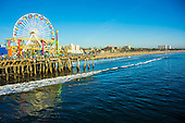 Stock photo of Santa Monica