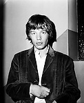 Rolling Stones 1965 Mick Jagger<br /> &copy; Chris Walter