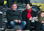 St Johnstone v Motherwell&hellip;20.02.16   SPFL   McDiarmid Park, Perth<br />Partick Thistle assistant Scott Paterson watches the game<br />Picture by Graeme Hart.<br />Copyright Perthshire Picture Agency<br />Tel: 01738 623350  Mobile: 07990 594431