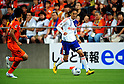 Fumiya Kogure (Albirex),JULY 16, 2011 - Football :2011 J.League Division 1 match between Shimizu S-Pulse 2-1 Albirex Niigata at OUTSOURCING Stadium Nihondaira in Shizuoka, Japan. (Photo by AFLO)