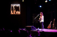 Lady Lamb the Beekeeper (Aly Saltro) performs at World Cafe Live in Philadelphia.