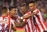 Atletico Junior vs Independiente Santa Fe, 12-04-2015. LA I_2015
