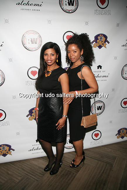 Judy Foster and Joy  Attend DJ Jon Quick's 5th Annual Beauty and the Beat: Heroines of Excellence Awards Honoring AMBRE ANDERSON, DR. MEENA SINGH,<br />