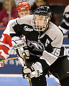 Kyle MacKinnon (Providence - 15) co-captains the Friars with Ian O'Connor. - The Boston University Terriers defeated the visiting Providence College Friars 2-1 on Saturday, October 23, 2010, at Agganis Arena in Boston, Massachusetts.