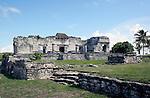 Mayan ruins at Tulum Mexico