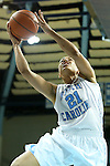 12 December 2012: North Carolina's Krista Gross. The University of North Carolina Tar Heels played the North Carolina Central University Eagles at Carmichael Arena in Chapel Hill, North Carolina in an NCAA Division I Women's Basketball game. UNC won the game 49-21.