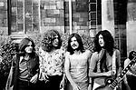 Led Zeppelin  1969  John Paul Jones, Robert Plant, John Bonham and Jimmy Page at Bath Festival