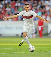FUSSBALL   INTERNATIONAL   UEFA EUROPA LEAGUE   SAISON 2013/2014    Qualifikation, Rueckspiel VfB Stuttgart - HNK Rijeka      29.08.2013 Vedad Ibisevic   (VfB Stuttgart)