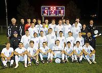Boys Soccer vs Crawfordsville REGIONAL CHAMPIONSHIP 10-13-12