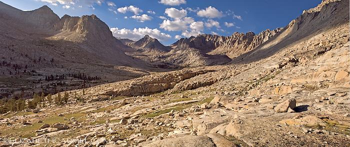 Miter Basin Panorama
