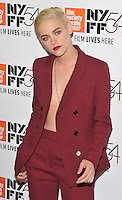 NEW YORK, NY - OCTOBER 03: Kristen Stewart attend the 'Certain Women' premiere during the 54th New York Film Festival at Alice Tully Hall, Lincoln Center on October 3, 2016 in New York City. Credit: John Palmer / MediaPunch