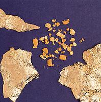 GOLD: LEAF & NUGGETS