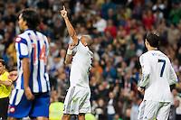 Pepe celebrate Goal