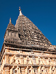 Mahabodhi Temple, Bagan, Burma