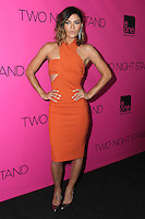 Jessica Szohr<br /> &quot;Two Night Stand&quot; Los Angeles Premiere, Chinese 6, Hollywood, CA 09-16-14<br /> David Edwards/DailyCeleb.com 818-249-4998