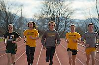 20150501 Men's Track Team