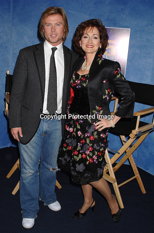 """Jacob Young of All My Children and Robin Strasser of ..One Life to Live..at The """" Celebrity Wheel of Fortune"""" taping on September 29, 2007 at Radio City Music Hall. ....Robin Platzer, Twin Images......212-935-0770"""