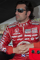 20-21 Febuary, 2012 Birmingham, Alabama USA.Dario Franchitti.(c)2012 Scott LePage  LAT Photo USA