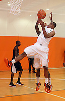 April 8, 2011 - Hampton, VA. USA; Kethan Savage participates in the 2011 Elite Youth Basketball League at the Boo Williams Sports Complex. Photo/Andrew Shurtleff