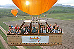 20101111 NOVEMBER 11 Cairns Hot Air Ballooning