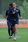 22 April 2008: Natasha Kai. The United States Women's National Team held a training session on Field 3 at WakeMed Soccer Park in Cary, NC.