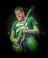 Mastodon at Mayhem Fest 2013