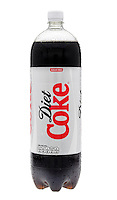 Bottle of Diet Coke - 2013