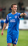 St Johnstone FC.... Season 2010-11.Chris Millar.Picture by Graeme Hart..Copyright Perthshire Picture Agency.Tel: 01738 623350  Mobile: 07990 594431