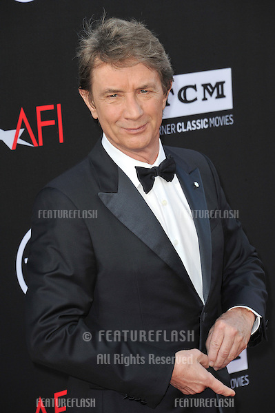 Martin Short at the 41st AFI Life Achievement Award honoring Mel Brooks at the Dolby Theatre, Hollywood.<br /> June 6, 2013  Los Angeles, CA<br /> Picture: Paul Smith / Featureflash