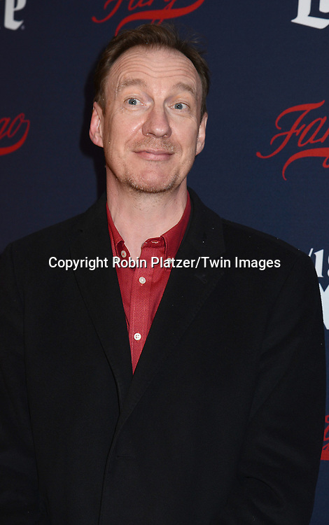 David Thewlis attends FX's 2017 All-Star Upfront on  April 6, 2017 at SVA Theater in New York, New York, USA. <br /> <br /> photo by Robin Platzer/Twin Images<br />  <br /> phone number 212-935-0770