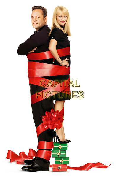 KEY POSTER ART .in Four Christmases.*Filmstill - Editorial Use Only*.CAP/FB.Supplied by Capital Pictures.