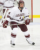 Corbin McPherson (Colgate - 4) - The host Colgate University Raiders defeated the Army Black Knights 3-1 in the first Cape Cod Classic on Saturday, October 9, 2010, at the Hyannis Youth and Community Center in Hyannis, MA.