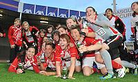 2012-05-06 Bekerfinale  WD Lierse SK - Standard Fémina
