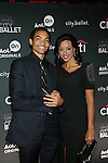 Attends The Premiere of the new AOL On Original Series city.ballet Held at Tribeca Cinemas, NY