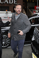 NEW YORK, NY February  22, 2017:Will Forte at Today Show to talk about new  series The Last Man on Earth in New York . February 22, 2017. Credit:RW/MediaPunch