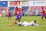 Deportivo Pasto venció como local 5-0 a Patriotas. Fecha 5 Liga Águila I-2017.