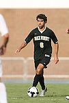 22 August 2008: Wake Forest's Austin da Luz. The Wake Forest University Demon Deacons defeated the Virginia Commonwealth University Rams 2-1 at Fetzer Field in Chapel Hill, North Carolina in an NCAA Division I Men's college soccer game.