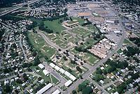 1997 August 21..Assisted Housing..Rosemont..CHESAPEAKE MANOR.LOOKING WEST...NEG#.NRHA#..